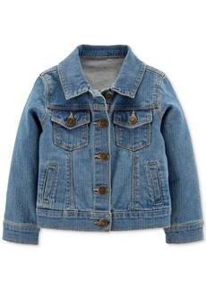 Carter's Toddler Girls Classic Denim Jacket