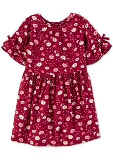 Carter's Toddler Girls Floral-Print Dress
