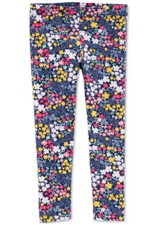 Carter's Toddler Girls Floral-Print Leggings