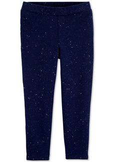 Carter's Toddler Girls French Terry Sparkle Jeggings