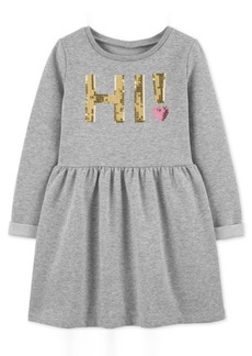 Carter's Toddler Girls Hi Sequin Dress