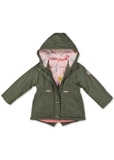 Carter's Little Girls Hooded 4-In-1 Systems Jacket