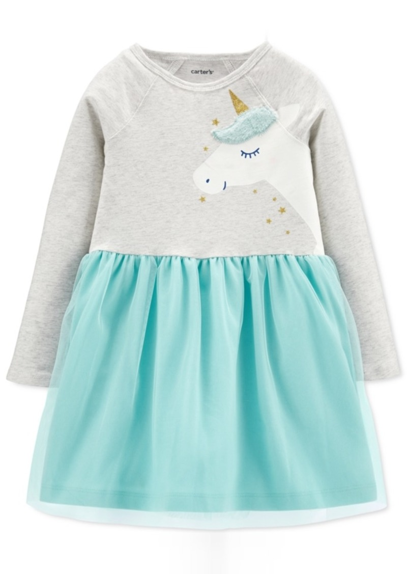 Carter's Toddler Girls Unicorn Tutu Dress