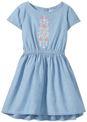 Carter's Woven Chambray Dress