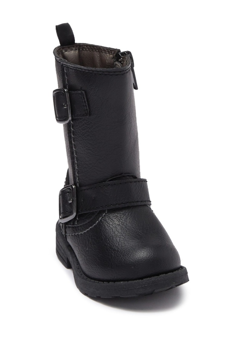 Carter's Erica Double Buckle Boot (Baby & Toddler)