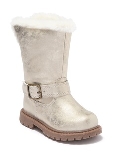 Carter's June Faux Fur Boot (Baby & Toddler)