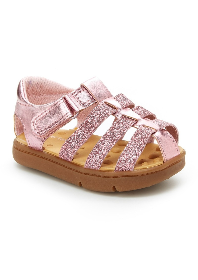 Carter's Perry Glitter Sandal (Baby & Toddler)