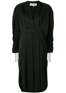 Carven asymmetric longsleeved dress