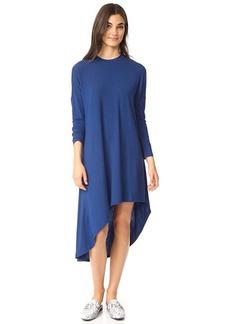 Carven Asymmetrical Dress