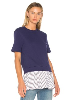 Carven Baby Doll Tee