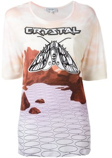 Carven 'Crystal' jersey T-shirt
