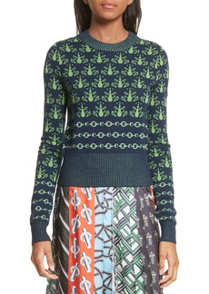 Carven Merino Wool Sweater