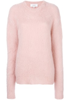 Carven oversized jumper - Pink & Purple