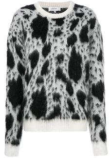 Carven oversized jumper - White