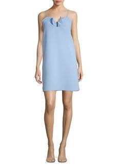 Carven Solid Slip Dress