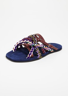 Carven Turenne Slip On Sandals