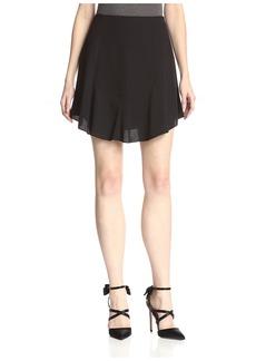 Carven Women's Crepe Skirt