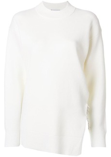 Carven chain link detail jumper