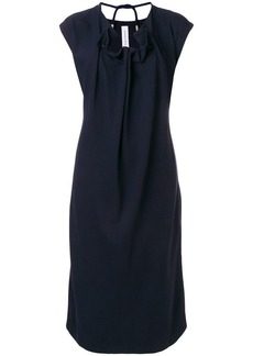 Carven Cinched cord shift dress