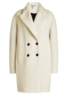 Carven Coat with Virgin Wool