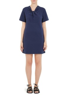 Carven Cotton Twist Dress
