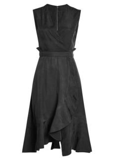 Carven Crepe Dress