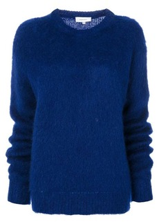 Carven fluffy oversized knit