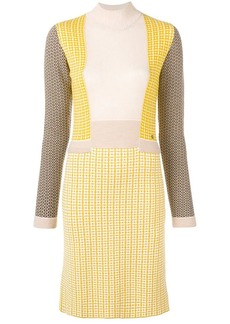 Carven knitted dress