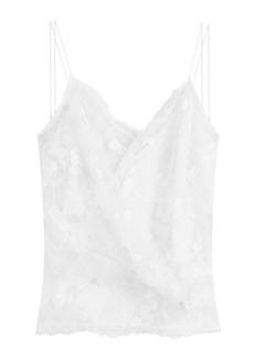 Carven Lace Camisole