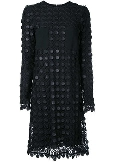 Carven layered lace dress