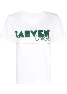 Carven logo crewneck T-shirt