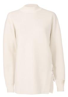 Carven Side Link Sweater