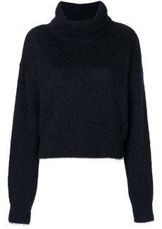 Carven turtleneck shift jumper