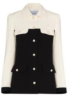 Casablanca Amirale contrasting-panel jacket