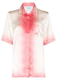 Casablanca Kapalia short-sleeve shirt