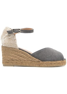 Castañer Bianca wedge sandals