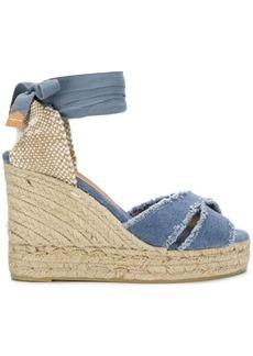 Castañer Bluma wedge sandals