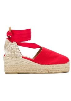 Castañer Campesina wedge sandals
