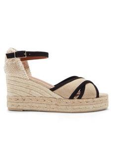 Castañer Brity 60 espadrille wedge sandals
