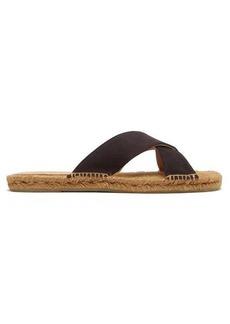 Castañer Kristian suede sandals