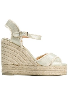 Castañer wedge espadrille sandals