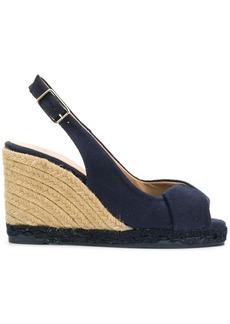 Castañer espadrille wedge sandals