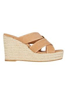 Castañer Florencia Espadrille Wedge Sandals