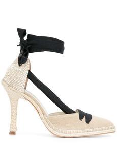 Castañer high-heel espadrille pumps