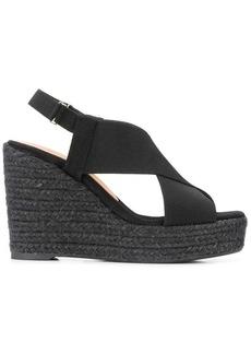 Castañer high wedge sandals