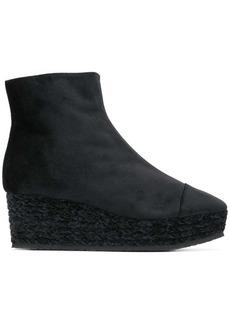 Castañer Nadia wedge boots
