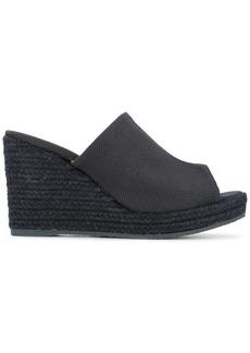 Castañer open-toe wedge sandals