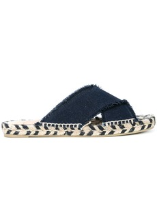 Castañer Palmera crossover sandals