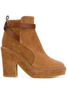 Castañer platform boots