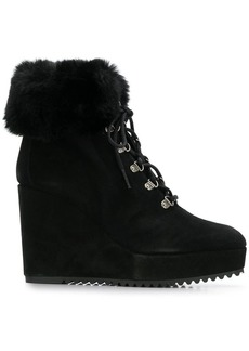 Castañer Qeb wedge boots